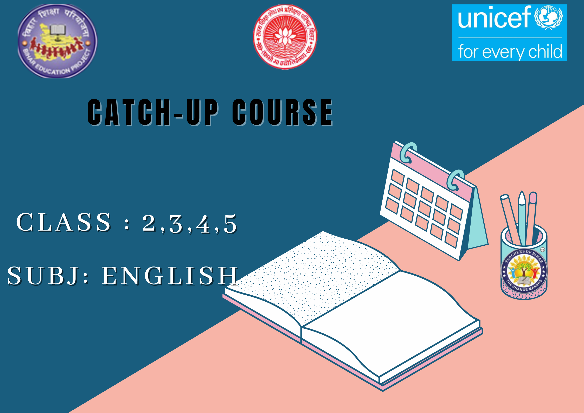 English -Catch Up Course 2-5
