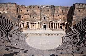 बोसरा में रोमन थिएटर