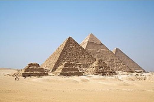 मिस्र  के पिरामिड