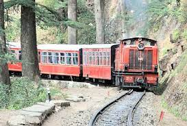 कालका शिमला रेलवे