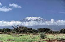 किलिमंजारो राष्ट्रीय उद्यान