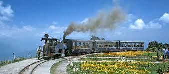 दार्जिलिंग हिमालयी रेल