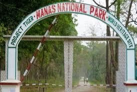 मानस राष्ट्रीय उद्यान